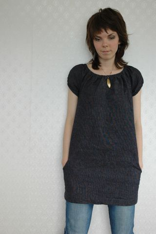 Denim Tunic 1