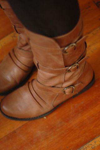 April Boots