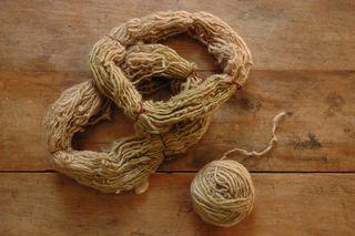 Wool Spun