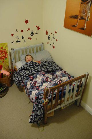 Teo's Room