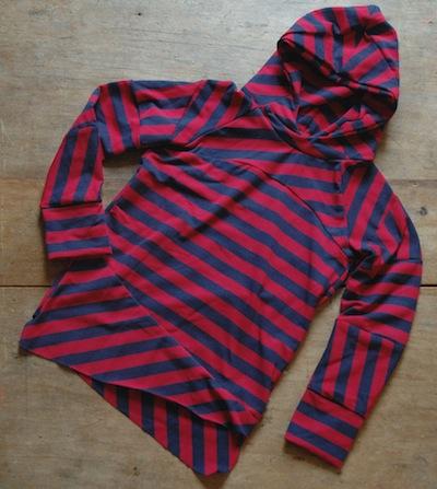 Hoodie Stripes 1