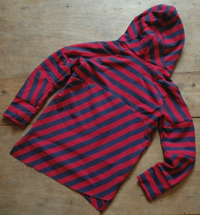 Hoodie Stripes 2