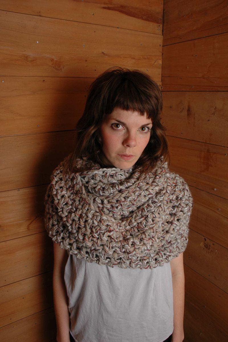 Crochet Cowl 3